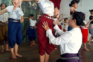Champey Academy of Arts Students Continue to Thrive in the Month of July