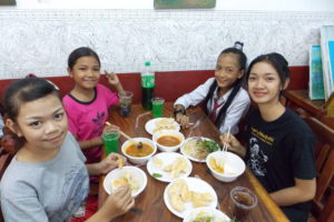 Champey Academy Lunch Party February 25, 2020